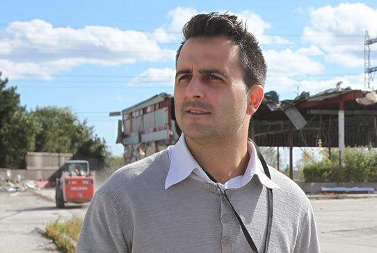 X Dead Supporting: Councilman Justin Di Ciano