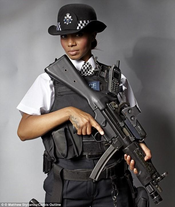 Sarah Omara, Sergeant