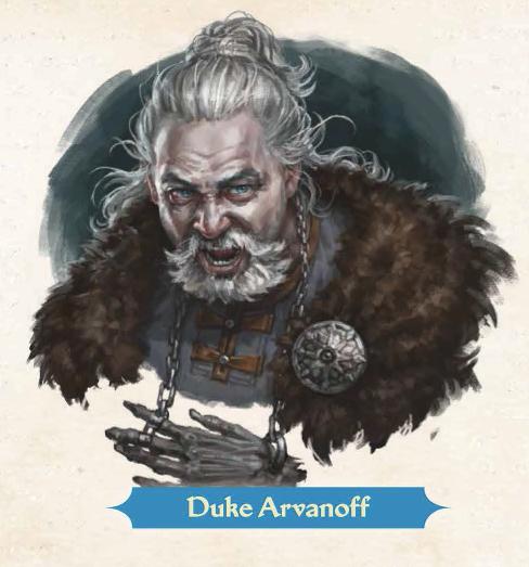 Duke Arvanoff