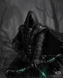 The Hooded Archer