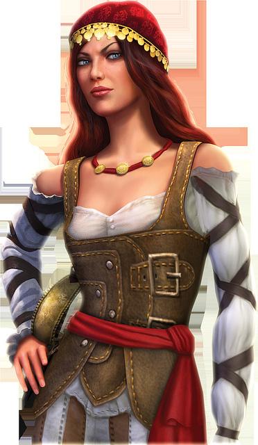 Keira Wayfarer