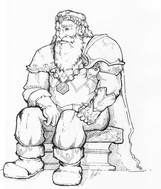Thoren Brighthammer