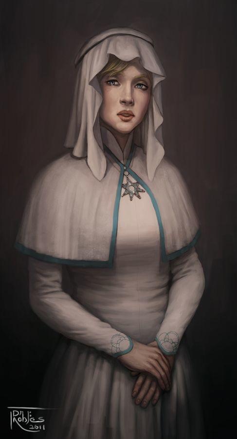 Lissel- High Priest of Sarenrae