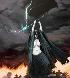"""Deshnar, the """"Stormheart"""""""