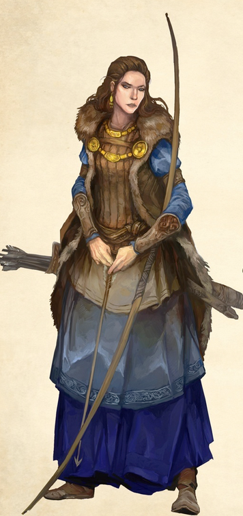 Frida, daughter of Finnulf