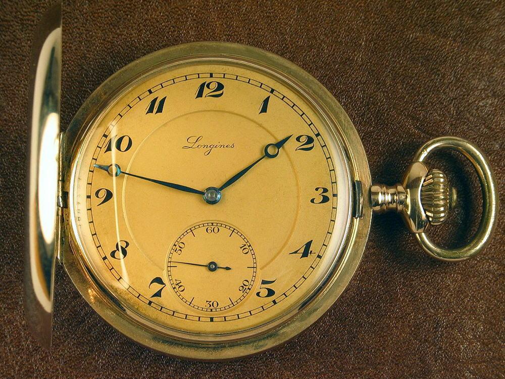 Reloj de la familia Giovanni