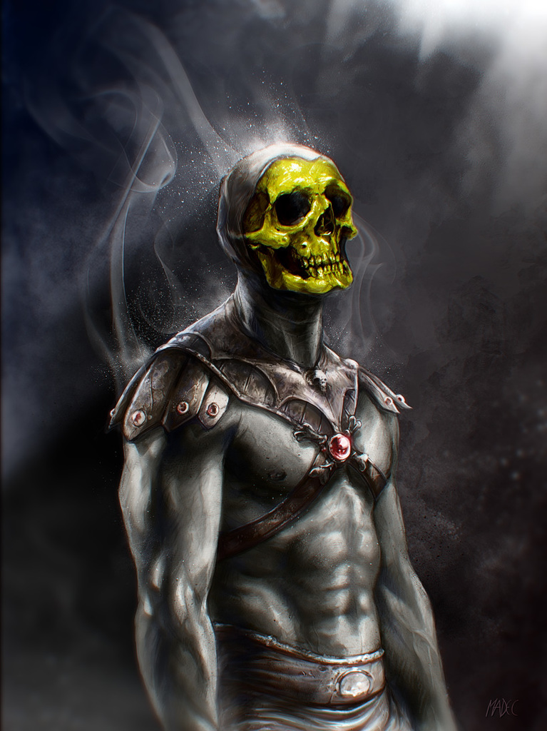 The Yellow Skull