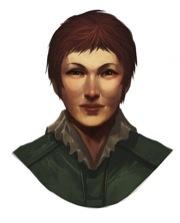 Mayor Deverin (Kendra Deverin)