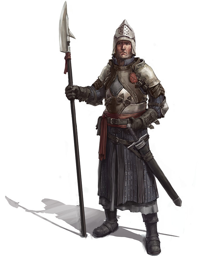 Endrik Tarim, Southfort Keep Guardsman