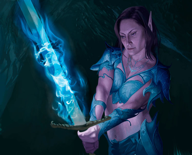 Starfall, Keyring Blade