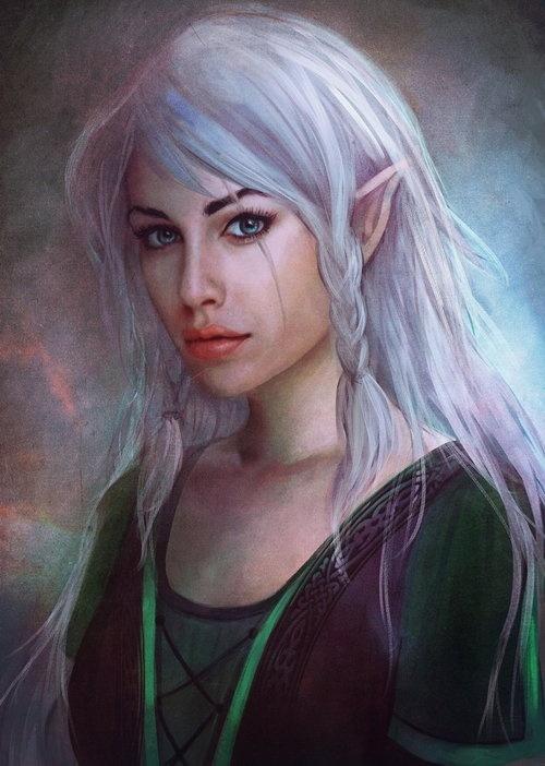 Keldaria Silverbough