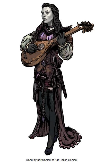 Oona Underfoot, Daughter of Reef