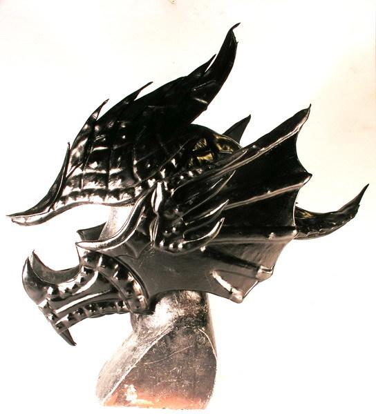 Draconic Helm