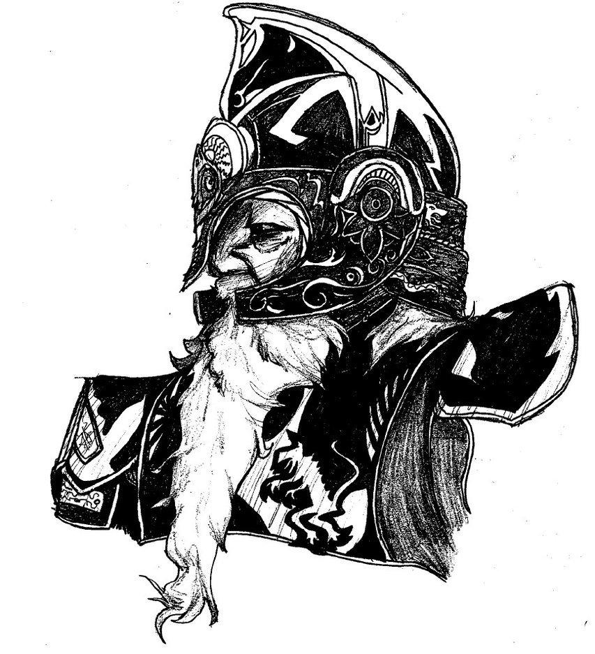 King Oleg Runehammer