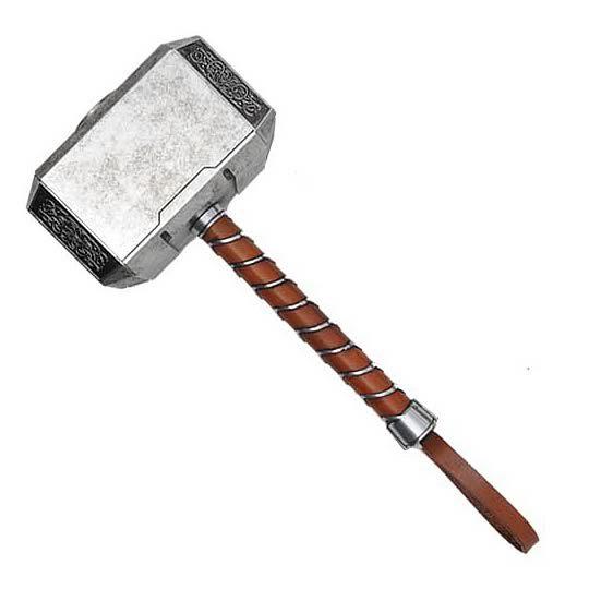 Thundering War Hammer +1