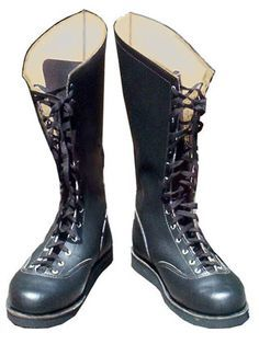 Acrobatic Boots