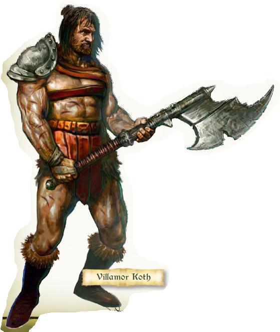 Villamor Koth