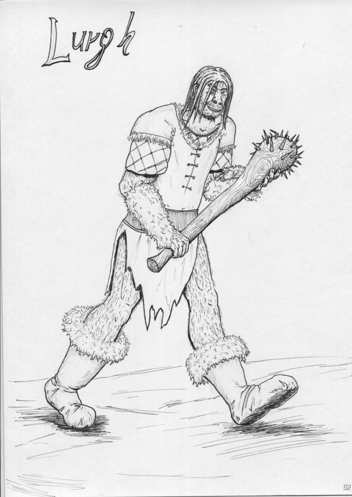 Lurgh del Clan del Gufo delle Nevi