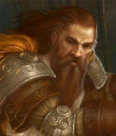 """Lord Beren """"Steelbreaker"""" Caragore"""