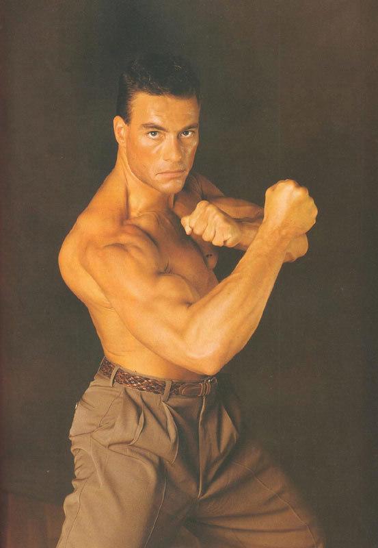 Jean Paul Van Damme