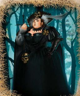 Lady Theodora von Stauffer