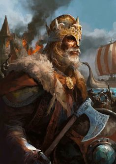 King Harald the Great