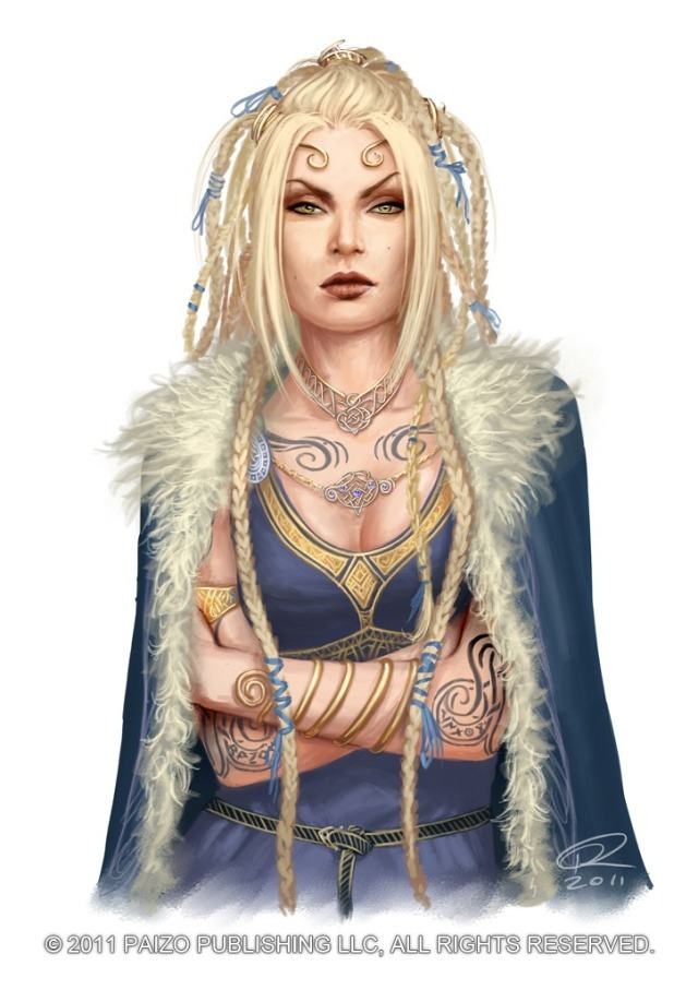 Lady Astrid Dauntless