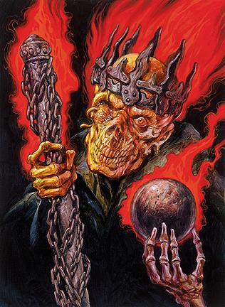 Regalia of Evil