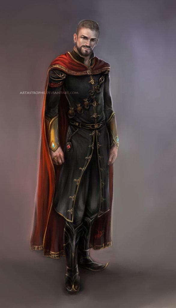 Lord Gaius Richter
