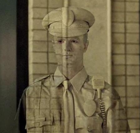Officer Peter M. Shiba