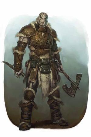 Korrh Giantsbane