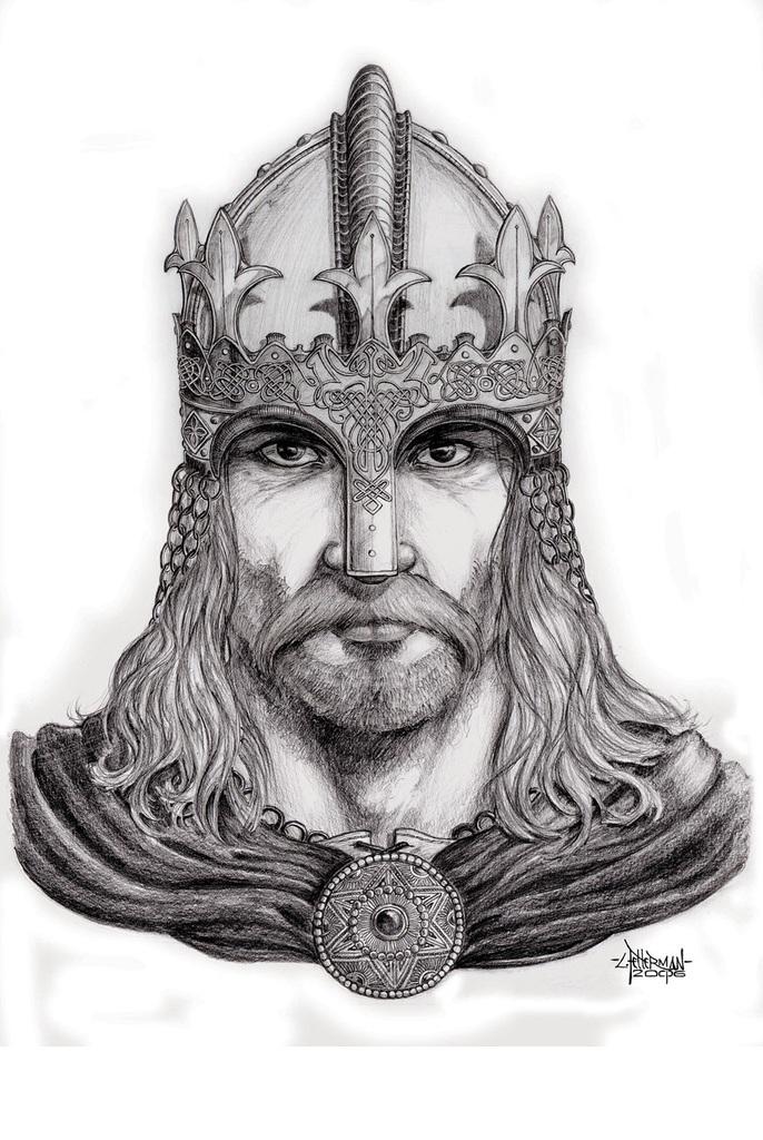 King Harald Gudmundson