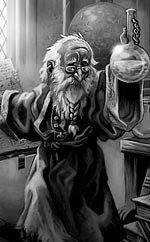Mistrz Gildii Czarnoksiężników w Istivin