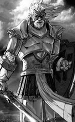 Henry, Generał sił Istivin