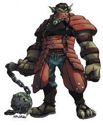 Commander Vasnorgamf