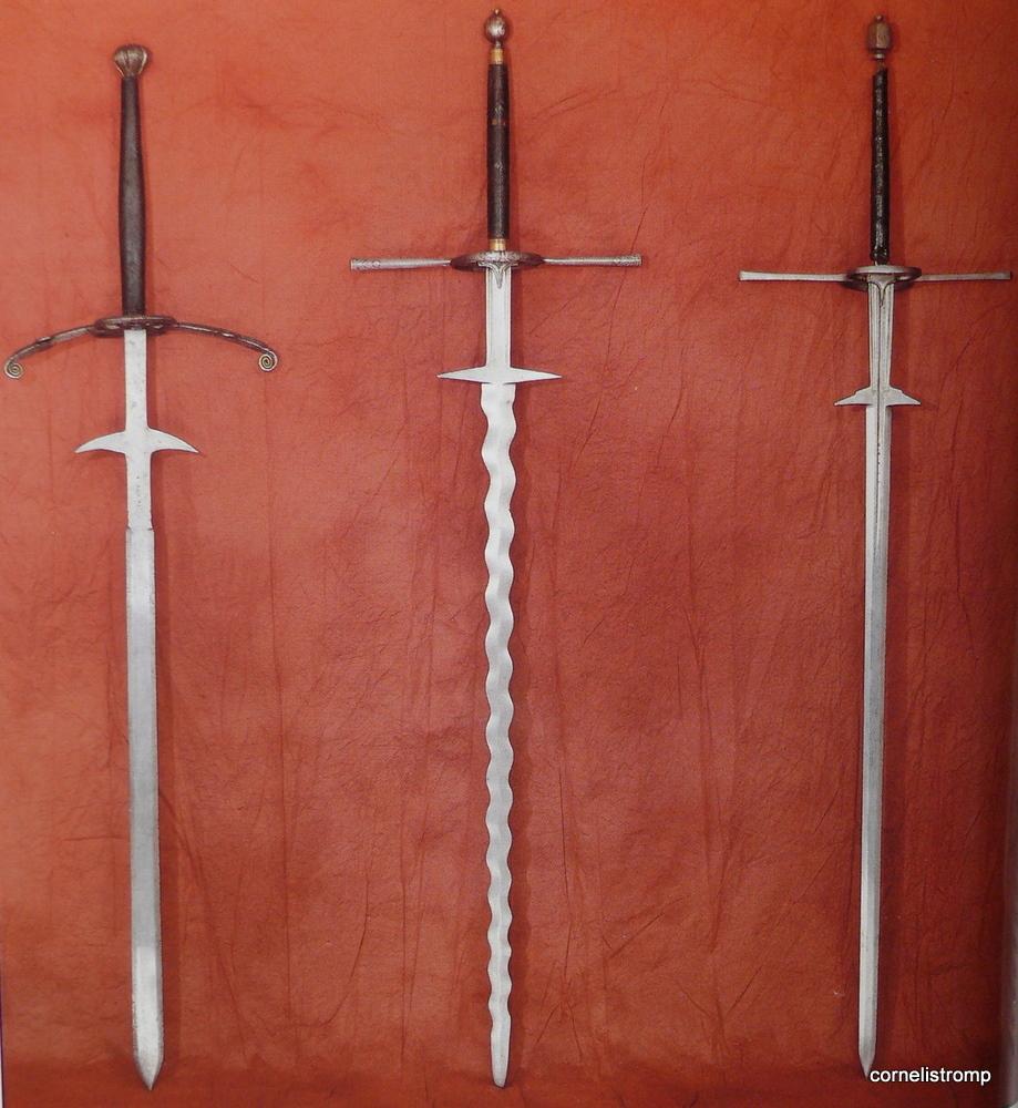 Heavy Blades