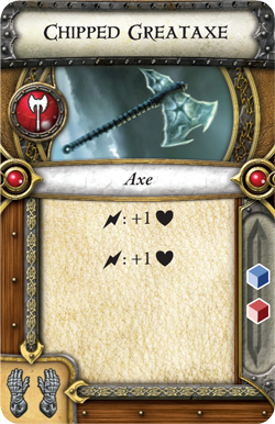 Chipped Greataxe