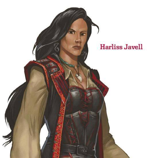 Harliss Javell