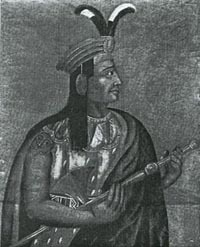 Ixawahni, Chief