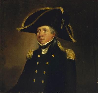 Captain Tyrus Smythe