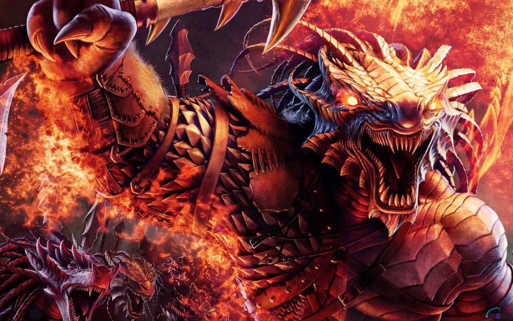 Dredd Dragonbane