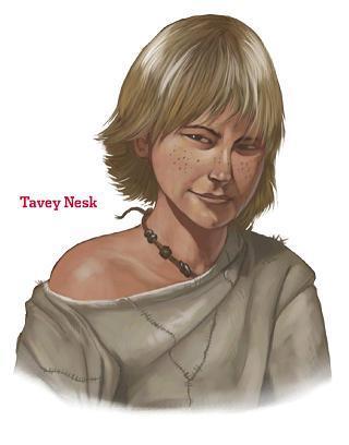 Tavey Nesk