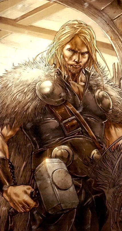 Sven the Mancrusher [Deceased]