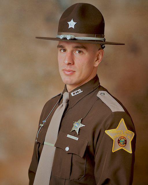 Deputy Jeremiah Hughes