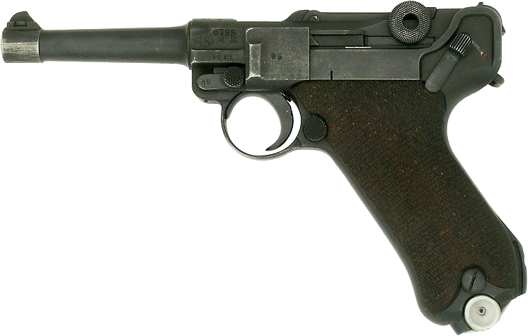 Richard Vogel's Luger