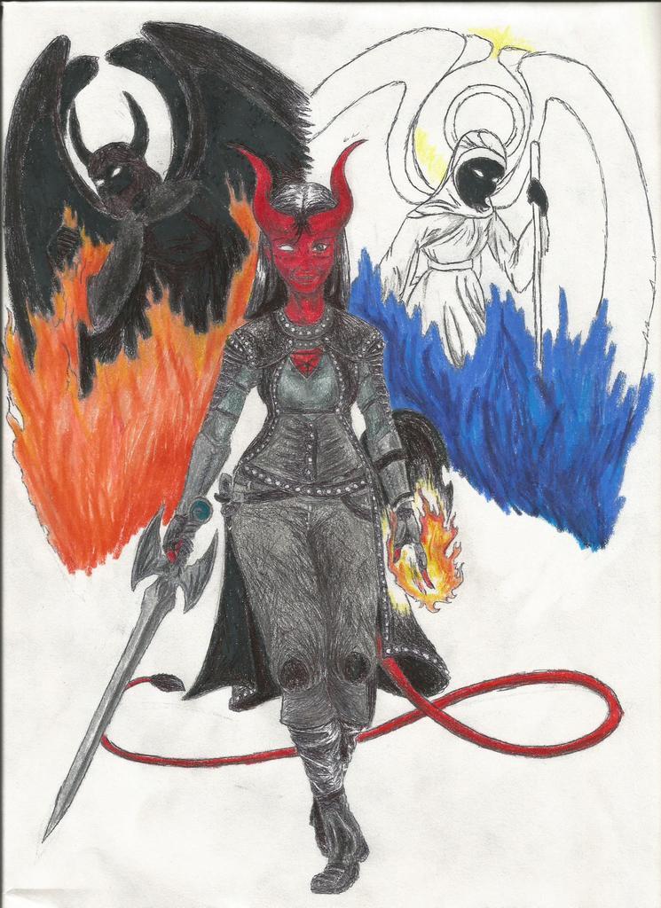 Phenex Bat-Laylah Achazriel