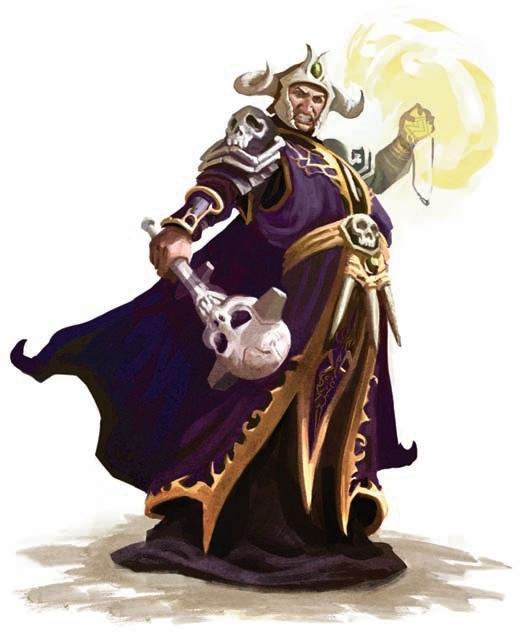 Kalarel, Scion of Orcus