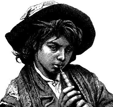 Milvio, el hondero