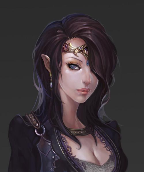 Lady Rosaline Isslar