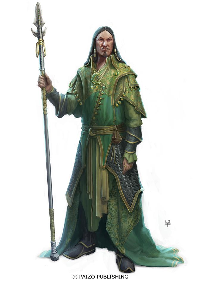 Janvier druide antithéiste